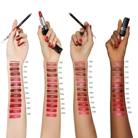DIOR Rouge Dior Refillable Lipstick 999 VELVET