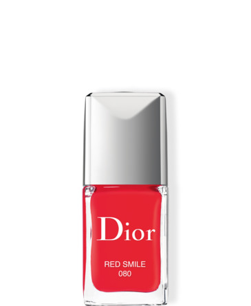 DIOR Vernis Couture Colour Nail Lacquer 080 Red Smile