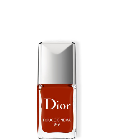 DIOR Vernis Couture Colour Nail Lacquer 849 Rouge Cinema