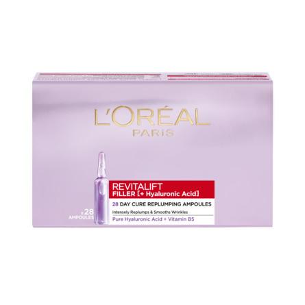 L'Oréal Paris Revitalift Filler Ampoules 28 Ampuller
