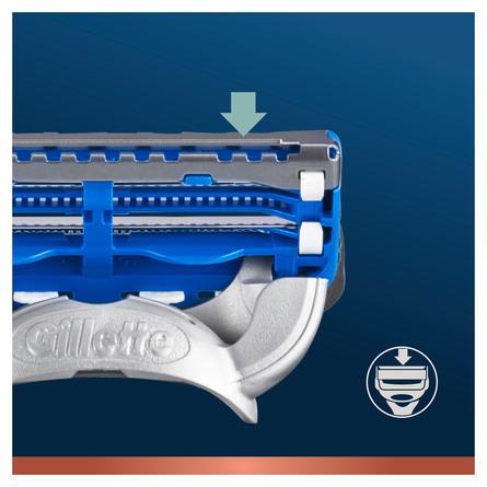 Gillette Barberblade 3 stk