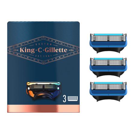 Gillette Barberblade 3stk