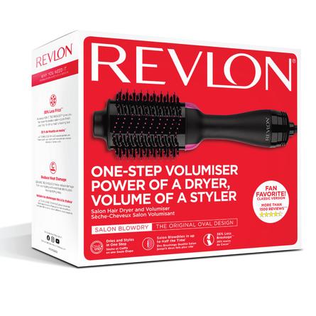 Revlon Airstyler Volumiser One-step Pro Collection Mellem/langt hår