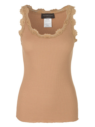 Rosemunde Signatur Top Dark Tan Str. L