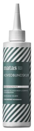 Matas Striber Hovedbundskur til Tør og Irriteret Hovedbund 145 ml