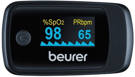 Beurer Pulsoximeter PO 45