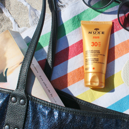 Nuxe Delicious Cream For Face SPF30 50 ml