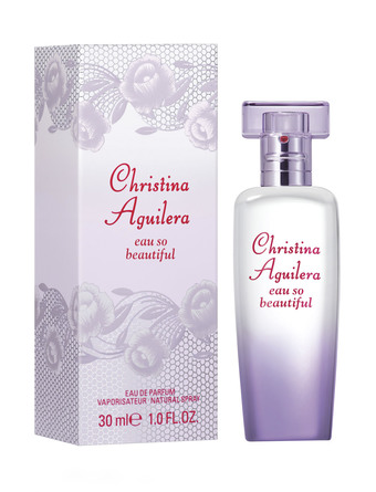 Christina Aguilera Eau So Beautiful Eau de Parfum 30 ml