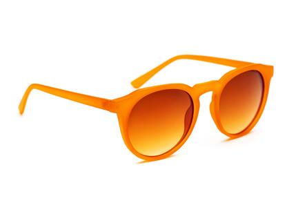 Prestige Solbrille Orange