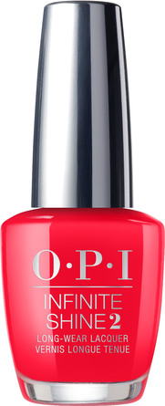 OPI Infinite Shine Neglelak Coca Cola-Red