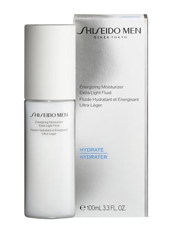 Shiseido Men Energizing Moisturizer Fluid 100 ml
