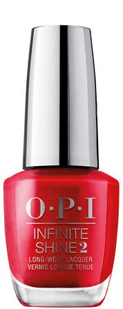 OPI Infinite Shine Neglelak Relentless Ruby
