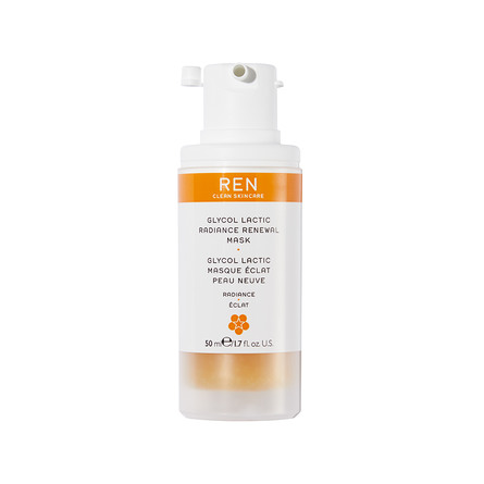 REN Clean Skincare Radiance Glycolactic Radiance Renewal Mask 50 ml