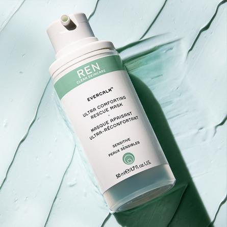 REN Clean Skincare Evercalm Ultra Comforting Rescue Mask 50 ml