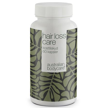 Australian Bodycare Hair Loss Care kosttilskud 60 kapsler