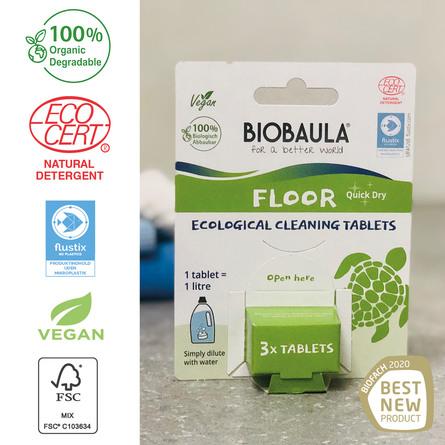 BioBaula Tabs til opblanding 3 tabs