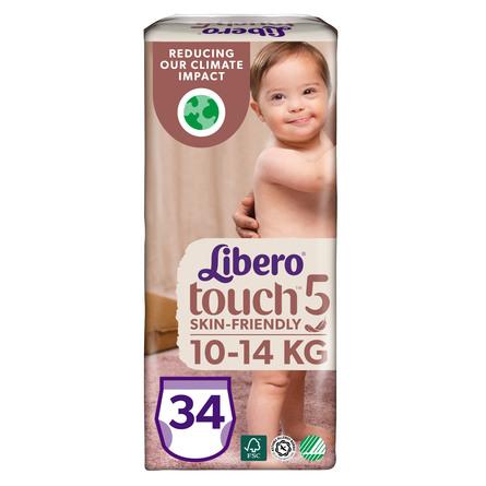 Libero Touch Pants Str. 5 34 stk.