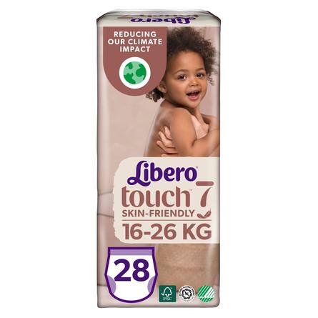 Libero Touch Pants Str. 7 28 stk.