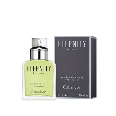 Calvin Klein Eternity For Men Eau de Toilette 50 ml