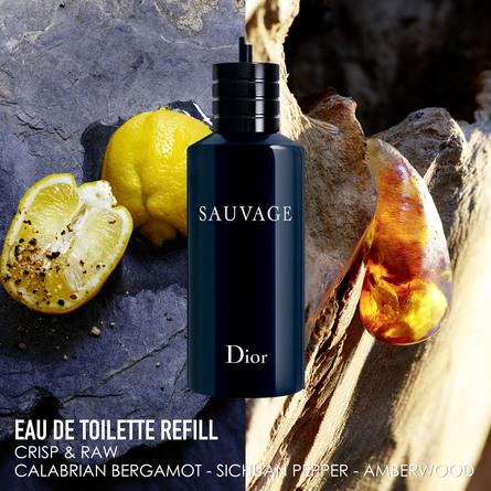 DIOR Sauvage Eau de Toilette Refill 300 ml