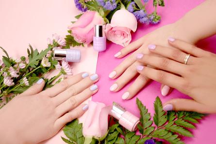 Le mini macaron Les Minis Set Polish Petit Bouquet Petit Bouquet
