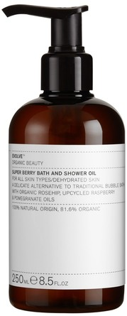 Evolve Superberry Bath & Shower Gel 250 ml