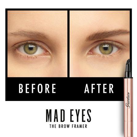 Guerlain Mad Eyes Brow Framer Natural Volume 01 Blonde