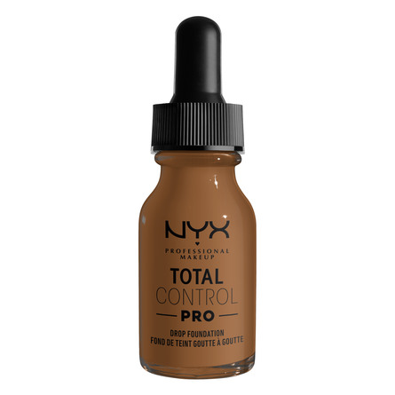 NYX PROFESSIONAL MAKEUP Total Control Pro Drop Foundation Sienna