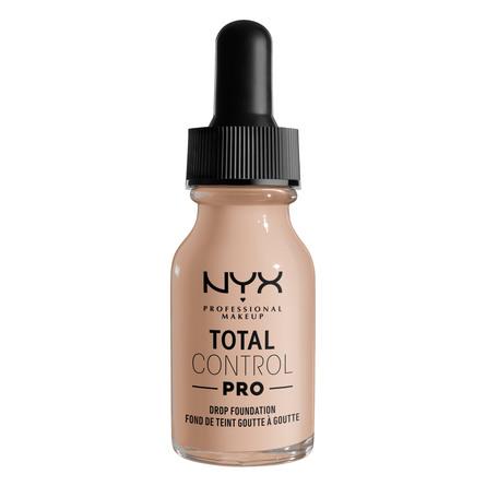 NYX PROFESSIONAL MAKEUP Total Control Pro Drop Foundation Porcelain