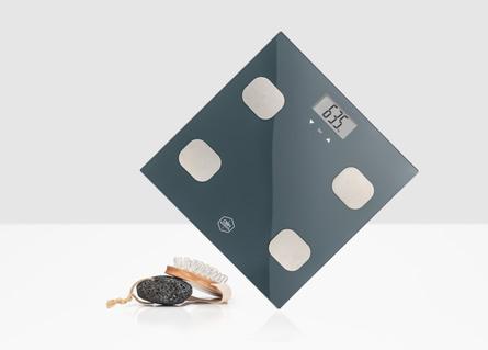 OBH Nordica Personvægt BMI Fitness Tracker