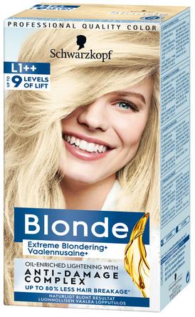 Schwarzkopf Blonde L1++ Extreme Lightener