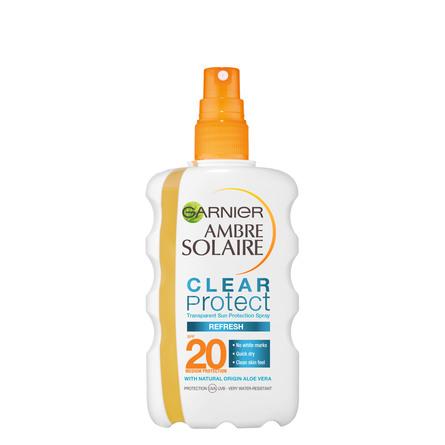 Garnier Clear Protect Spray SPF20 200 ml