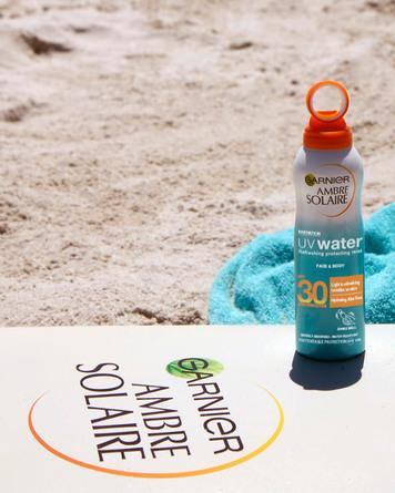 Ambre Solaire UV Water Mist SPF 30 200 ml