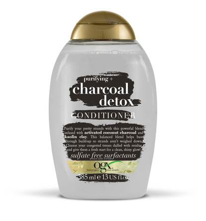 OGX Charcoal Detox Conditioner 385 ml