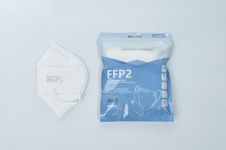 Health Nordic FFp2 Maske 5 stk
