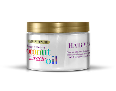 OGX Coconut Miracle Oil Extra Strenght Hair Mask 168 g