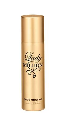 Paco Rabanne Lady Million Deodorant Spray 150 ml