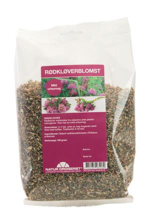 Natur Drogeriet Rødkløverblomst 100 g