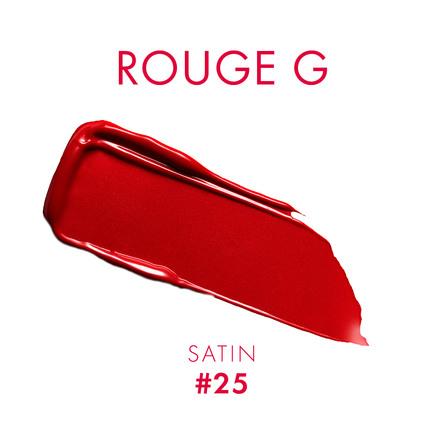 Rouge G de Guerlain N°25 Satin