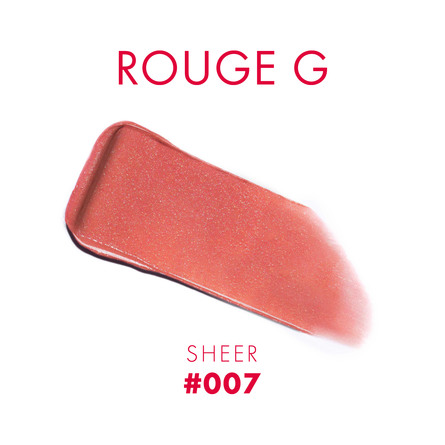 Rouge G de Guerlain N°007 Sheer Shine
