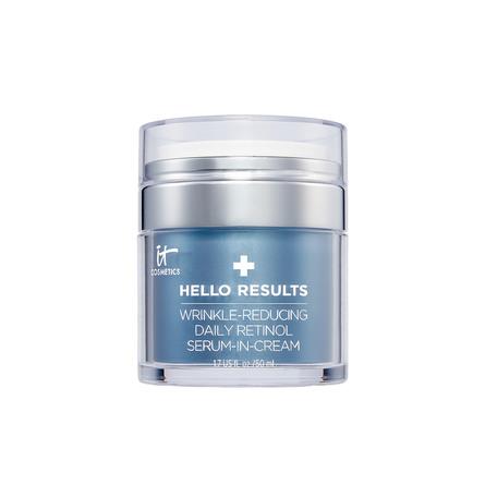 IT Cosmetics Hello Results Wrinkle-Reducing Daily Retinol Serum-in-Cream 50 ml