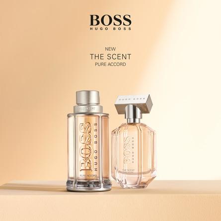 Hugo Boss The Scent Pure Accord Eau de Toilette 50 ml