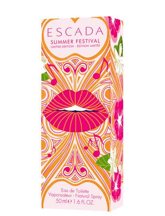 Escada Summer festival Eau de Toilette 50 ml
