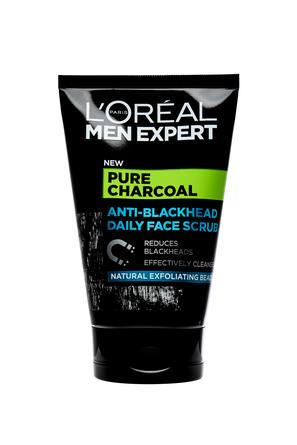 L'Oréal Paris Men Expert Pure Charcoal Ansigtscrub 100 ml