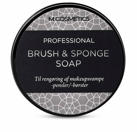 M.COSMETICS Professional Brush & Sponge Soap