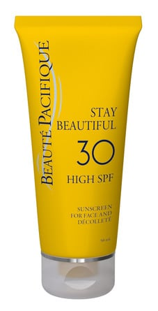 Beauté Pacifique Stay Beautiful Face Cream SPF 30 50 ml