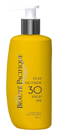 Beauté Pacifique Stay Outside Sun Lotion SPF 30 200 ml