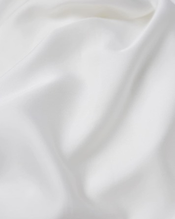 HairLust Pure Bamboo Pillowcase Hvid