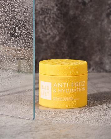 HairLust Anti-Frizz & Hydration Pre-Shampoo Hair Balm 150 ml