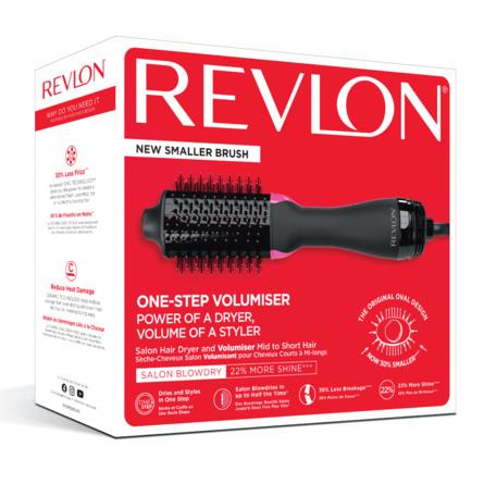 Revlon Airstyler Volumiser One-step Pro Mellem/kort hår